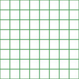 Net. Seamless pattern of the checked net Stock Photos