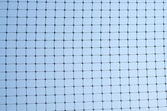Net sort grid and sky Stock Image