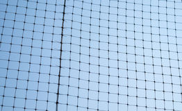 Net sort grid and sky Stock Photography
