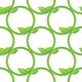 Net of stalks pattern Royalty Free Stock Photography