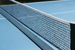 Net Table Tennis Royalty Free Stock Images