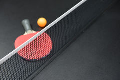 Net for table tennis Royalty Free Stock Images