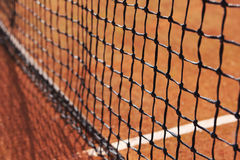 Net for tennis Stock Images