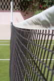 Net of tennis court Stock Image
