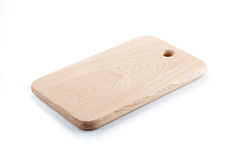 Net unused cutting board Royalty Free Stock Photo