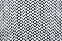 Net on white Stock Photos