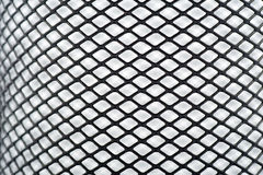 Net on white Stock Photo