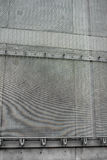 Net Wire wall building Royalty Free Stock Photography