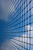 Net With Blue Sky Royalty Free Stock Images
