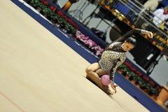 Neta RIVKIN der Meisterschaft an des Italiener-A1 Lizenzfreie Stockfotografie