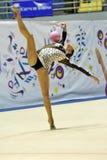 Neta RIVKIN no campeonato do italiano A1 Imagens de Stock