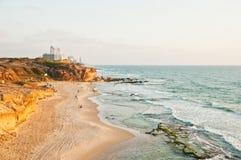 Netanya, Israël Photo libre de droits