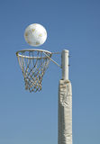 Netball Goal Royalty Free Stock Photos