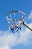 Netball Hoop Stock Photo