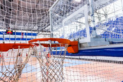 Netball net abstract Royalty Free Stock Photography