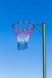 Netball Net Hoop Pole Outdoors Stock Photography