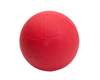 Netball sporting goods ball Royalty Free Stock Photo