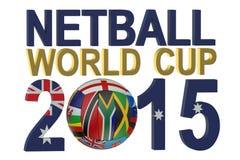 Netball World Cup 2015 Australia concept Stock Photo