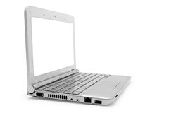 Netbook Stock Photo