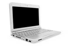 Netbook Royalty Free Stock Image
