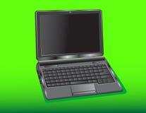 Netbook Imagem de Stock