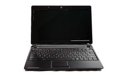 Netbook isolated. Stock Photo
