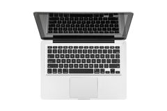 Netbook Stock Image