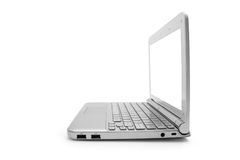 Netbook Royalty Free Stock Photo