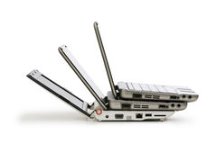 Netbooks Stock Photos