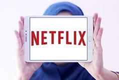 Netflix logo Royalty Free Stock Photo