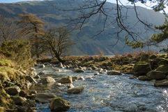 Nether Beck at Wasdale Royalty Free Stock Image