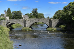 Nether Bridge in Kendal Royalty Free Stock Images