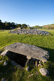 Nether Largie South Cairn, Kilmartin Glen, Scotland Royalty Free Stock Photography