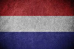 Netherland Flag Stock Photography