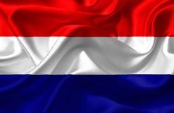 Netherland Flag Royalty Free Stock Images