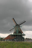 Netherland windmill Stock Photography