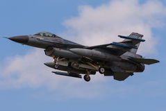 Netherlands Airforce F-16 Stock Photography