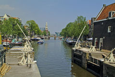Netherlands, Amsterdam Royalty Free Stock Photo