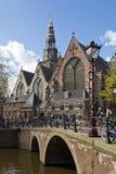 Netherlands, Amsterdam, Oude Kerk Stock Photo
