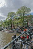 The Netherlands - Amsterdam stock photo