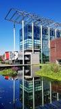 Netherlands Architecture Institute Lizenzfreie Stockfotos