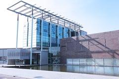 Netherlands Architecture Institute en Rotterdam, Países Bajos Foto de archivo libre de regalías