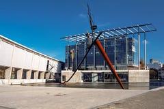 Netherlands Architecture Institute in Rotterdam Stock Photo
