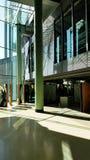 Netherlands Architecture Institute ` s Innenraum lizenzfreies stockbild