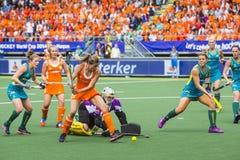 Netherlands - Australia 2-0 Royalty Free Stock Photos