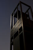 Netherlands Carillon at night Royalty Free Stock Images
