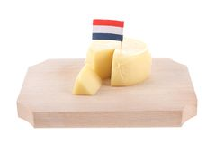 Netherlands cheese Royalty Free Stock Image