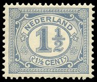 Netherlands, Clearing Issue, Numeral Royalty Free Stock Photo