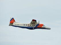 Netherlands Coastguard Dornier Do 228 Stock Images