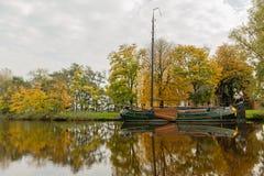 The Netherlands - De Poffert - Groningen Royalty Free Stock Photo